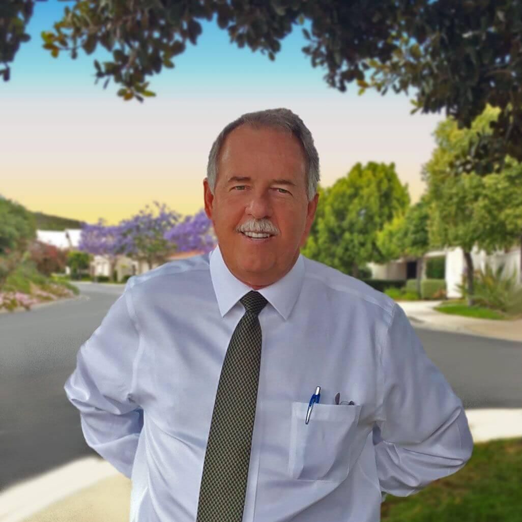Dave Forsyth Business Portrait