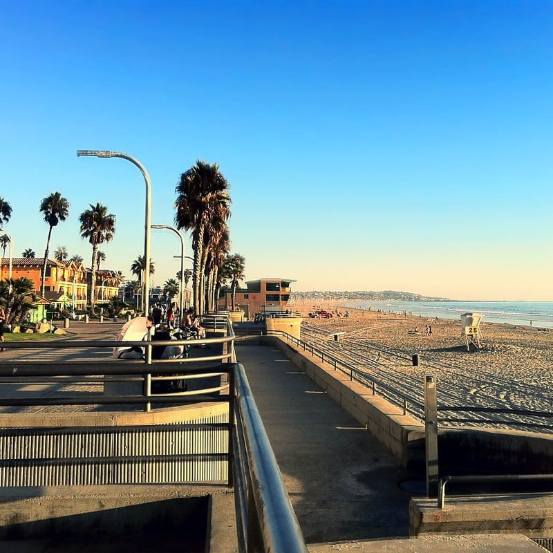 San Diego House Rentals On The Beach: Mission Beach San Diego Beach Vacation Rentals Condos