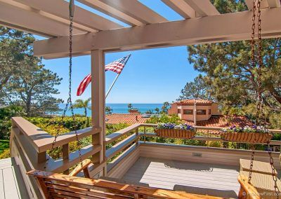 Deck View - 209 Torrey Pines Terrace