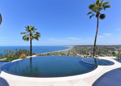 Infinity Pool and Ocean View - 7455 Hillside Drive