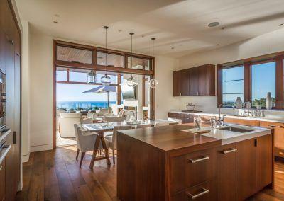 Kitchen View 2 - 2160 Balboa Avenue