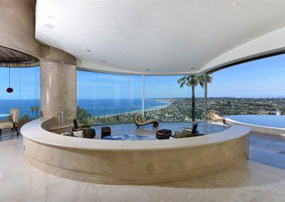 Living Area - 7455 Hillside Drive