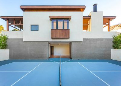Tennis Court - 2160 Balboa Avenue