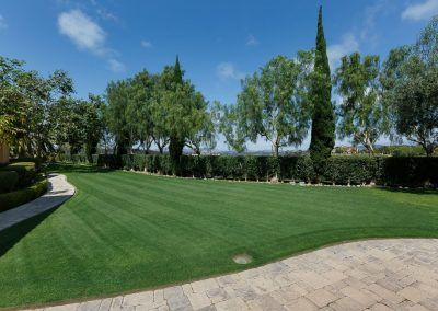 Backyard - 4130 Rancho Las Brisas Trail