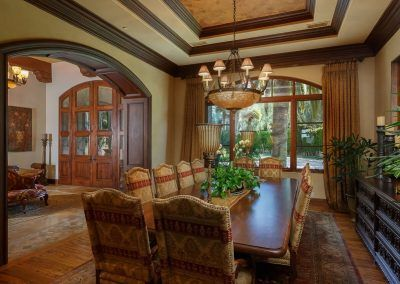 Dining Area - 4130 Rancho Las Brisas Trail