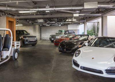 Garage Area - 2160 Balboa Avenue