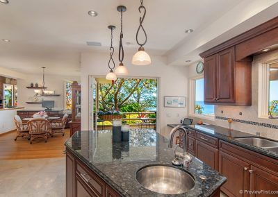 Kitchen Island - 209 Torrey Pines Terrace