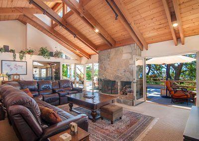 Living Area - 209 Torrey Pines Terrace