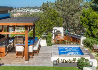 Outdoor Kitchen - 2160 Balboa Avenue