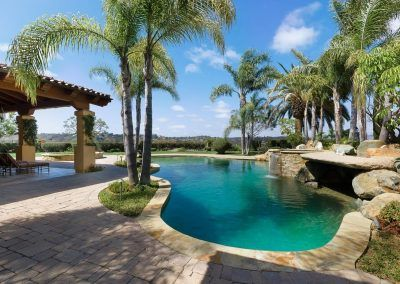 Pool - 4130 Rancho Las Brisas Trail