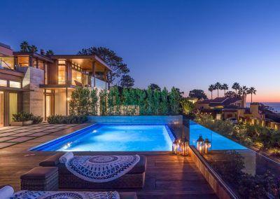 Pool and View - 2160 Balboa Avenue