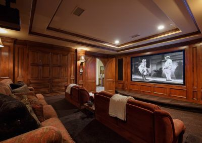 Theater - 4130 Rancho Las Brisas Trail
