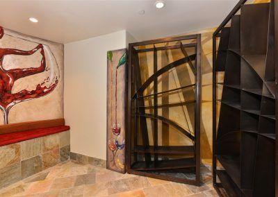 Wine Cellar - 7455 Hillside Drive (2)